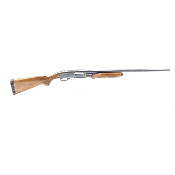 Remington 870 Wingmaster Pump Action Shotgun, 12 Ga