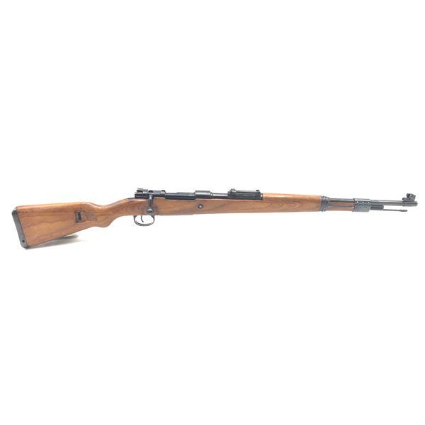 1950 East German Mauser 98k, Bolt Action Rifle, 8mm