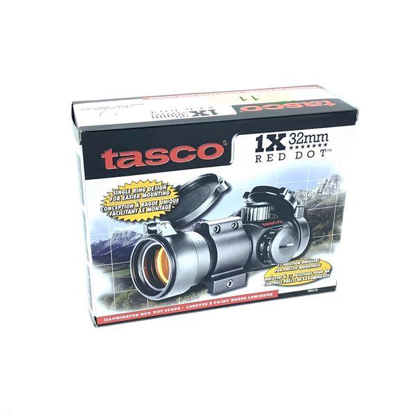 Tasco 1x32 Red Dot Optic, New