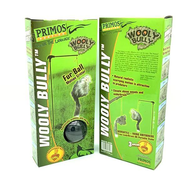 2 Primos Wooly Bully Predator Decoy, New