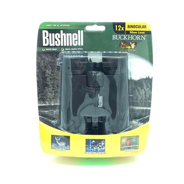 Bushnell Buckhorn 12 x 50mm Binoculars, New