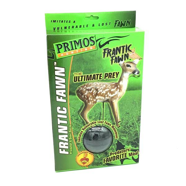 Primos Frantic Fawn Predator & Deer Decoy, New