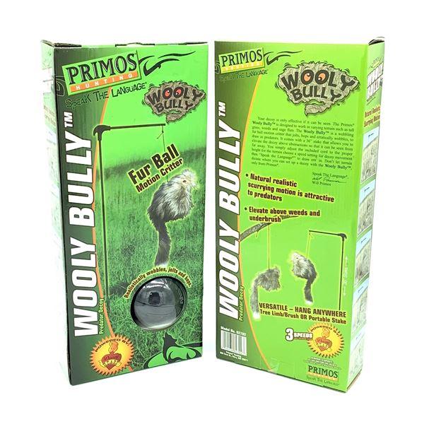 Primos Wooly Bully Predator Decoy, New