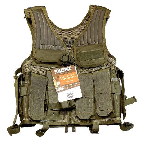 Blackhawk Omega Elite Tactical Vest #1, New