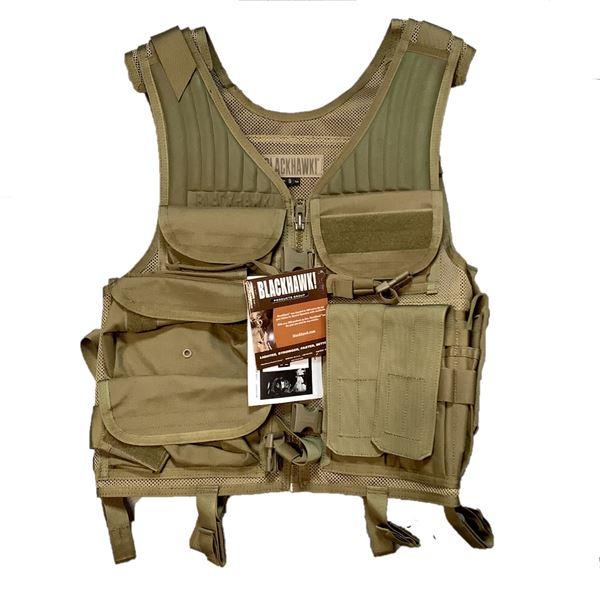 Blackhawk Omega Elite Tactical Vest EOD, New