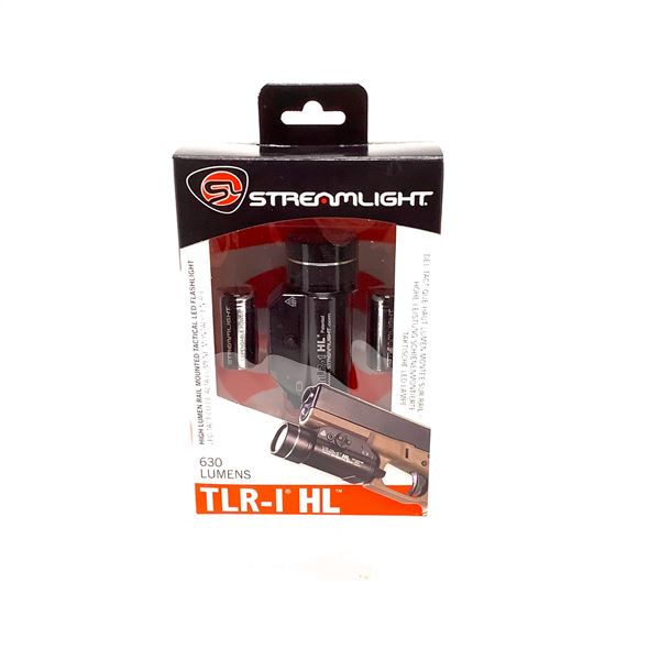 Streamlight High Lumen Rail Mounted Tactical LED Flashlight, New