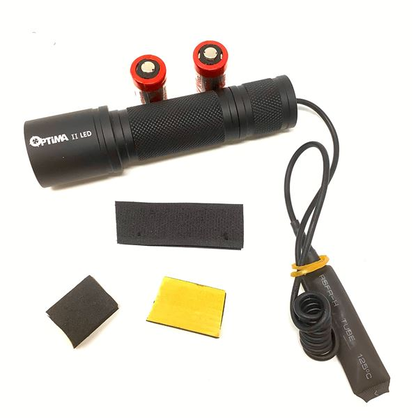 Optima II LED Flashlight