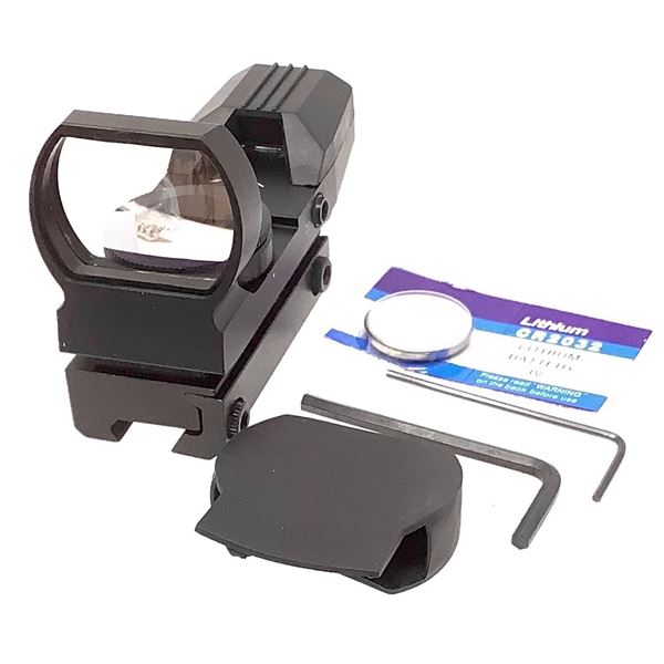 Red Dot Sight with Dovetail Base, New