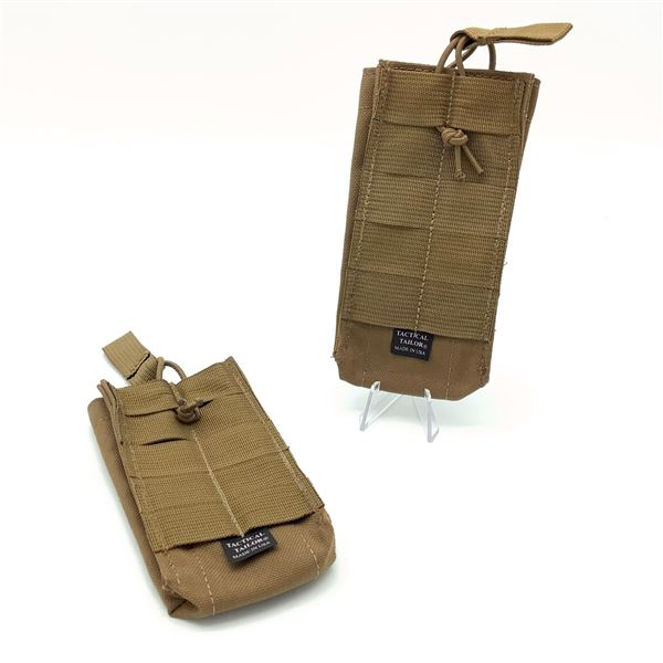 2 Tactical Tailor 5.56 Single Mag Pouches