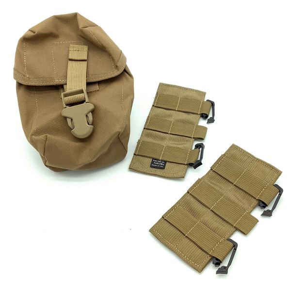 2 Tactical Tailor Assorted Molle Accessories