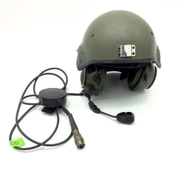 Canadian Military Crew Commander Helmet