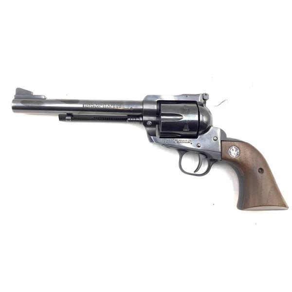 Ruger Blackhawk Single Action Revolver, 9mm, Restricted