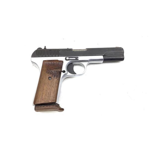 Polish TT33 Semi Auto Pistol, 7.62x25, Restricted