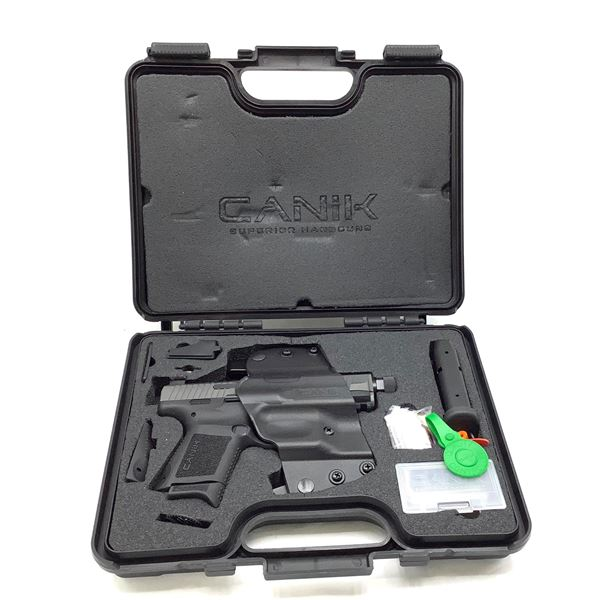 Canik TP9 Elite SC Semi Auto Pistol, 9mm, Canadian Edition, Restricted, New