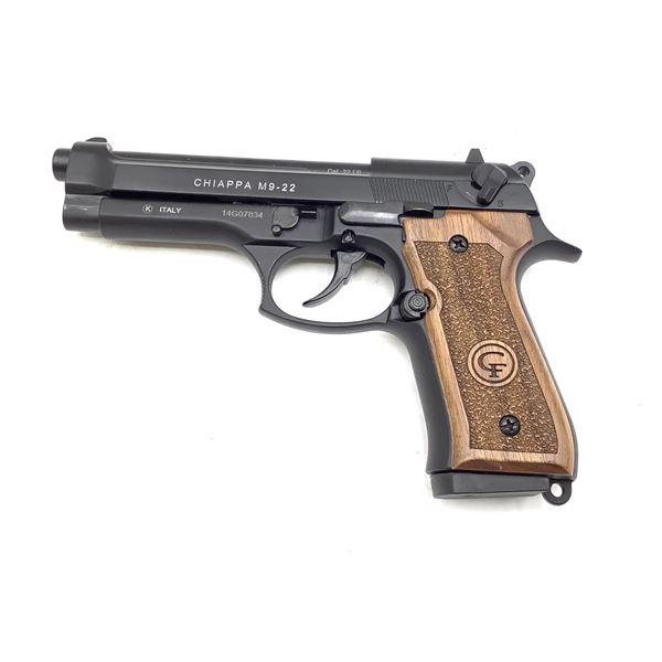 Chiappa MP-22, Semi Auto Pistol, 22lr, Restricted