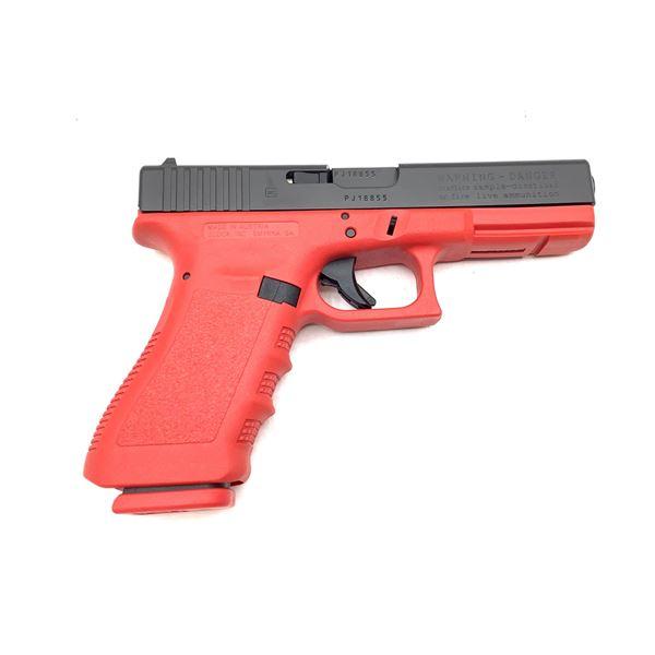 Glock G17 Gen 3 Training Pistol, Restricted, New