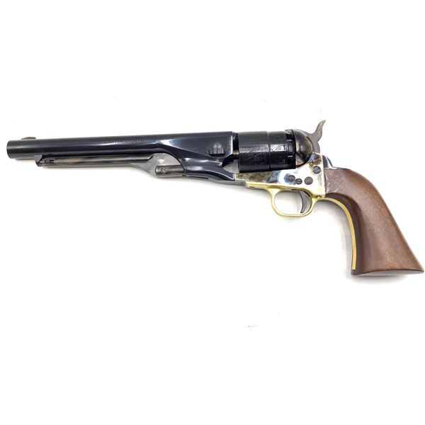 Pietta 1860 Army Black Powder Revolver, 44 Cal, New