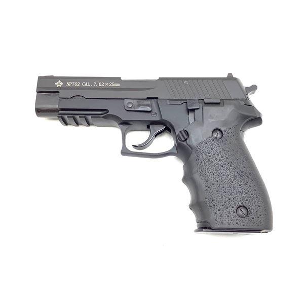 Norinco NP762 Semi Auto Pistol, 7.62x25mm, Restricted, New