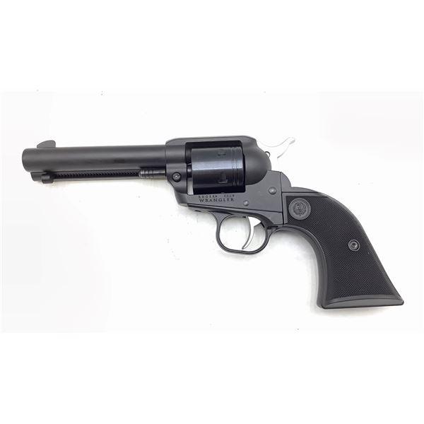 Ruger Wrangler Single Action Revolver, 22lr, Restricted, New