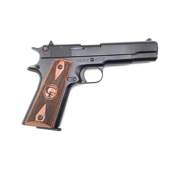 Chiappa Model 1911-22 Semi Auto Pistol, 22lr, Restricted, Demo.
