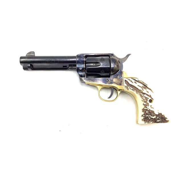 Pietta 1873 Single Action Army, Single Action Revolver, 44-40, Restricted, New