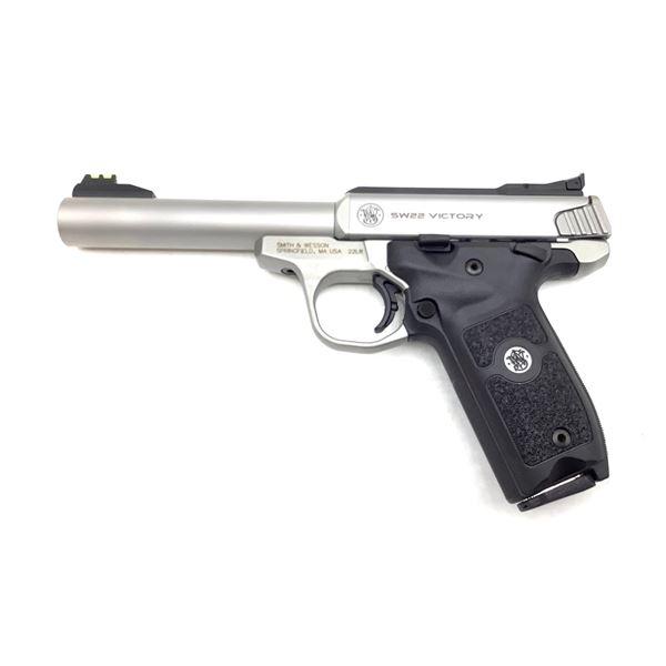 Smith and Wesson Victory, 22lr, Semi Auto Pistol, New.