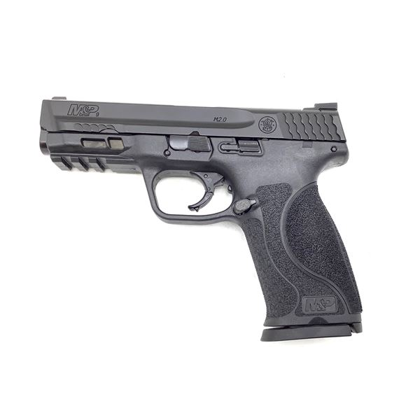 Smith and Wesson, M and P 9, 9mm, Semi Auto Pistol, Restricted.