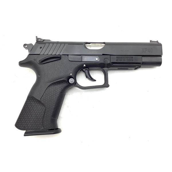 Grand Power XP 40, 40 SW, Semi Auto Pistol, Restricted, New