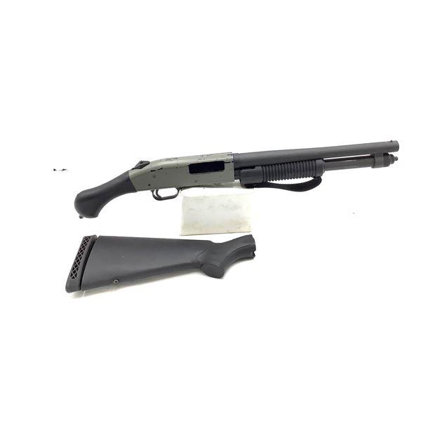 """Mossberg, 500A, Pump Action Shotgun, 12ga, 14"""" Barrel"""