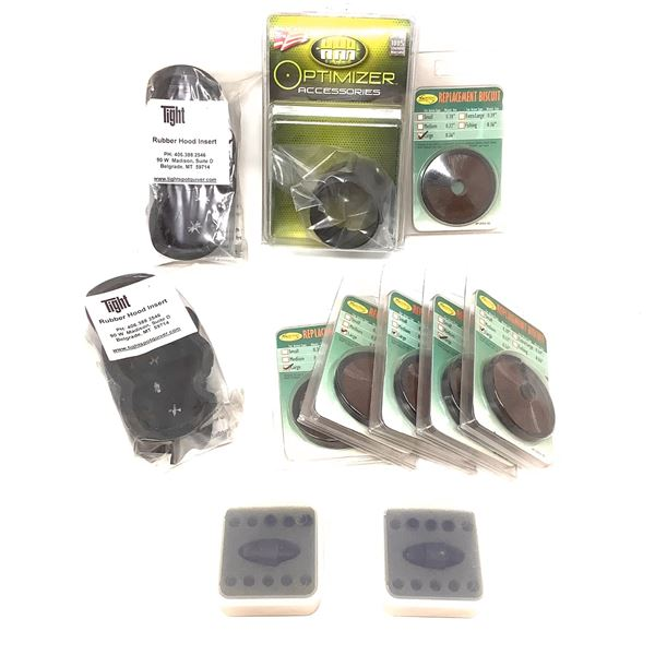Assorted Archery Parts 11 pieces, New