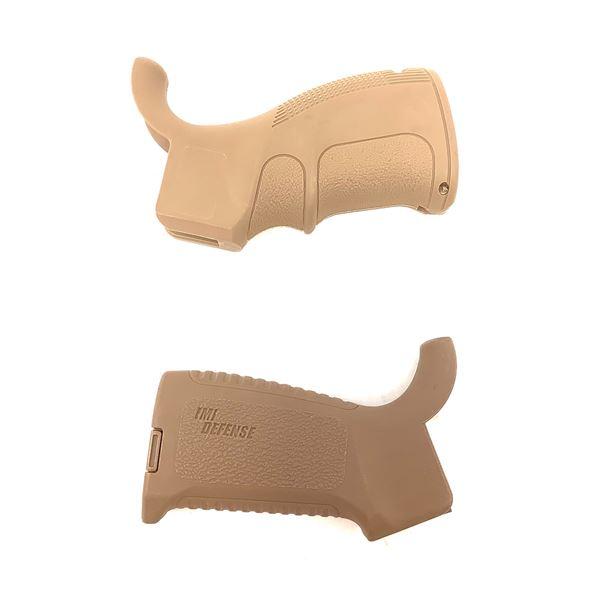 2 IMI AR15 Pistol Grips