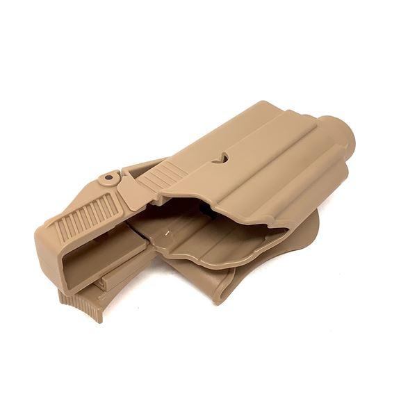 IMI Glock Small Fram Paddle Holster, Level 3
