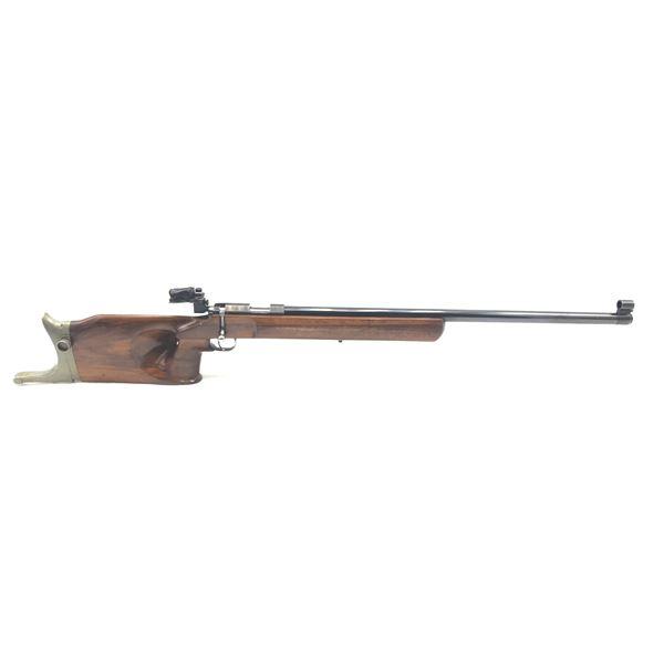 Valmet M59 Single Shot Bolt Action Target Rifle, 22lr