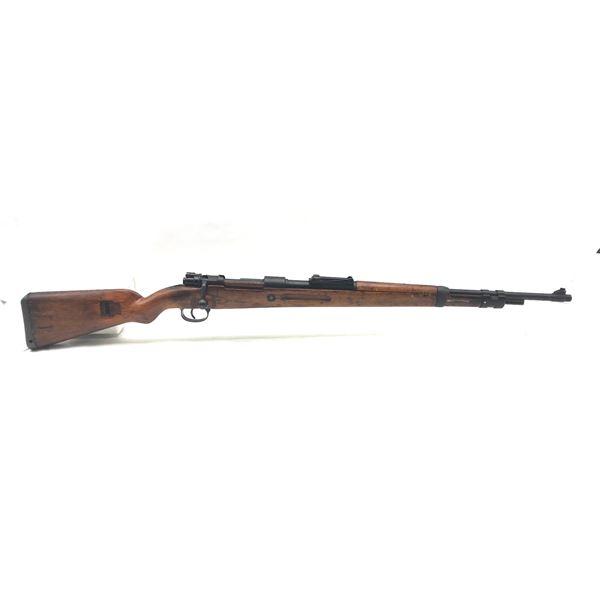 Russian-Captured 1940 Mauser Kar98k Bolt-Action Service Rifle, 8mm Mauser