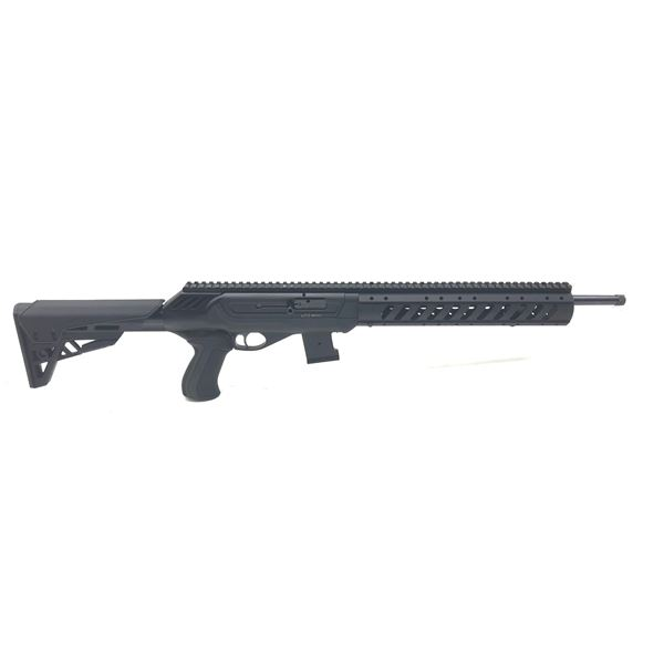 CZ512 Semi Auto Rifle, 22 WMR