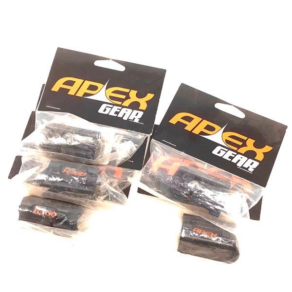 5 Apex Gear MQX-Nano Quiver Mounts, New