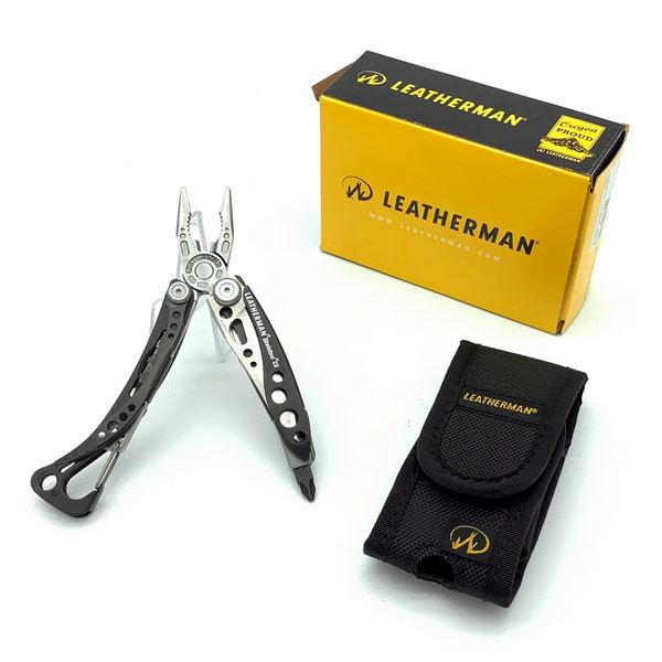 Leatherman Skeletool Multi-tool with Pouch, New