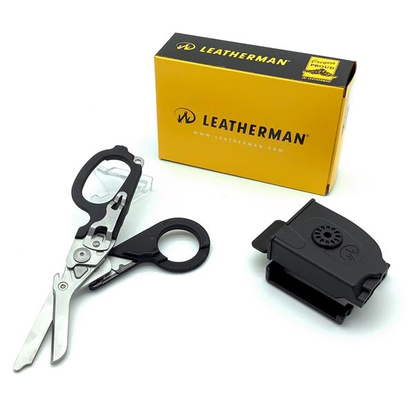 Leatherman Raptor Rescue With Holster, New