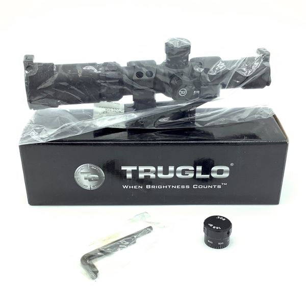 Truglo Tactical Scope 1 - 4 x 24, New