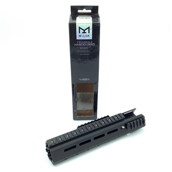 "Vism AR15 M-Lok 10.5"" Handguard, New"