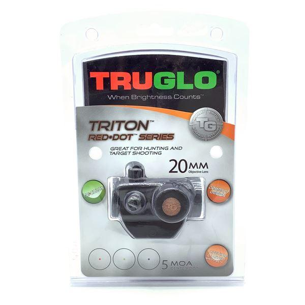 Truglo Triton Red-Dot Series 1 x 20mm Sight, New