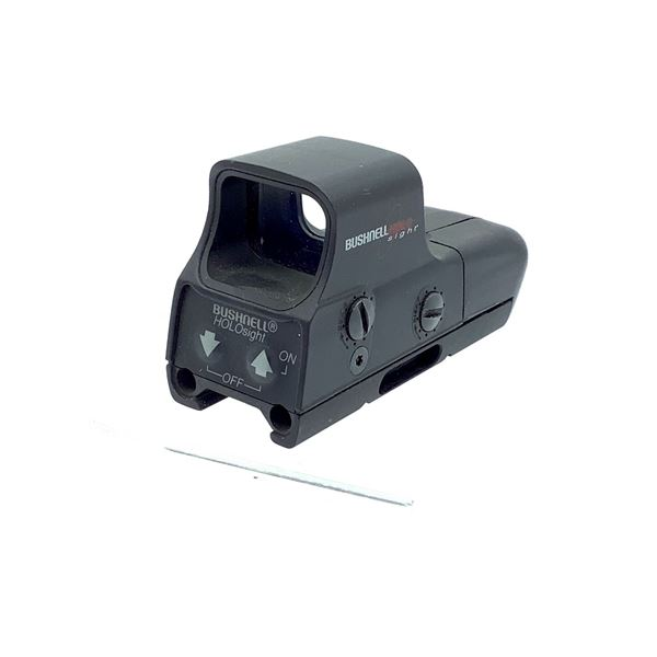 Bushnell Holographic Sight with Picatinny Rail