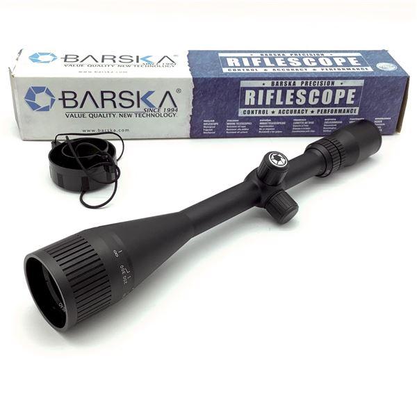 Barska 6.5 - 20 x 50 Precision Rifle Scope, New