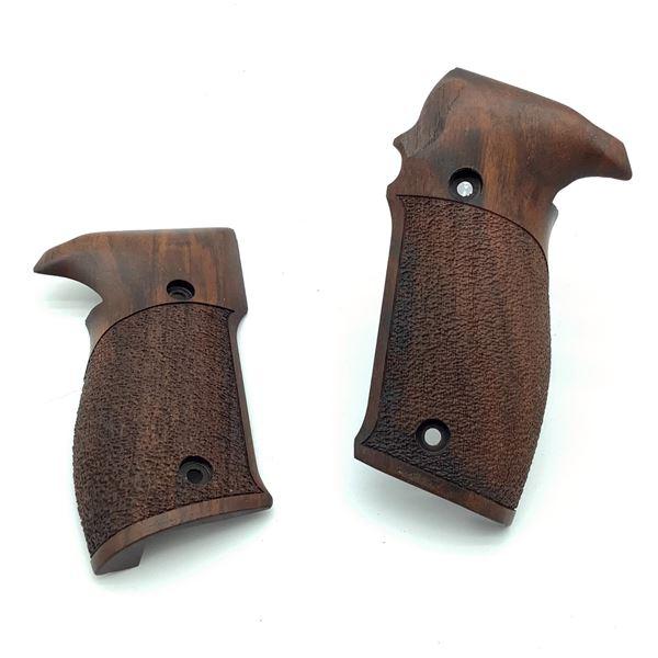 Sig Sauer Wood Grip Panels