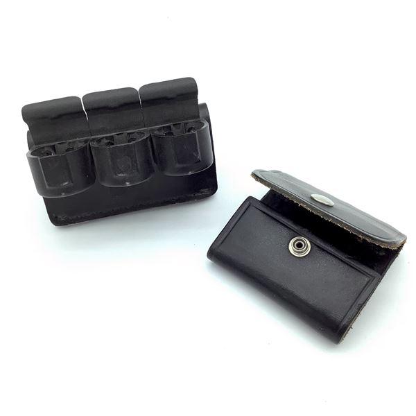 Safariland Triple Speedloader Holder & Bullet Wallet