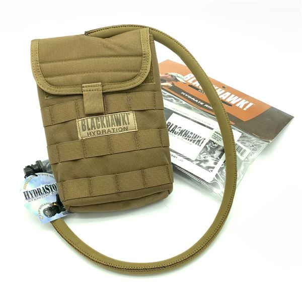 Blackhawk Side Hydration Pouch with Speed Clip, New
