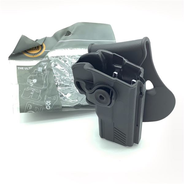 IMI Defense Right Handed Polymer Roto Paddle Holster for Taurus PT800 Series, New