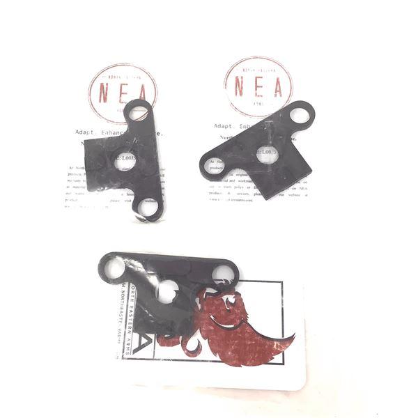 3 NEA VZ58 Single Point Sling Plates, New