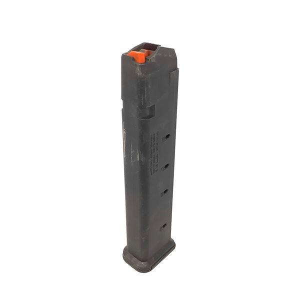 Magpul Glock G17 27 Round Magazine, Pinned at 10 Rounds