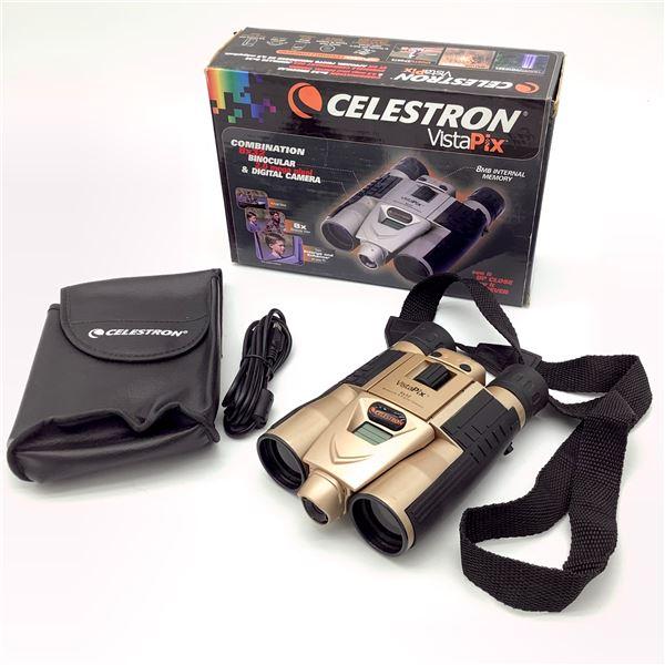 Celestron Vista Pix 8 x 32 Binocular & Digital Camera Combination